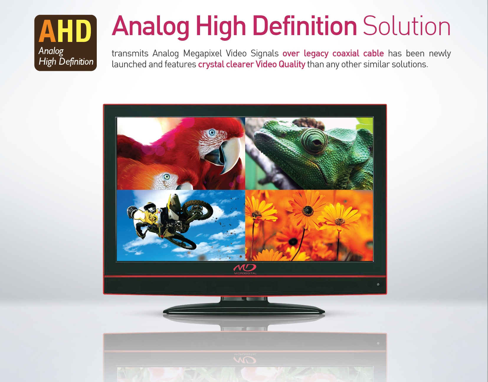 AHD Analog High Definition