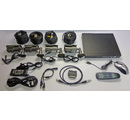 DVR Kit 4ch Viper 2696 4ch and 4 x IR Cams 700TVL Sony Effio