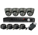DVR KIT 4 Ch Viper 2696 4 Dome 700TVL SPECIAL