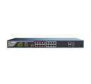 Hikvision 16-Port 100 Mbps Unmanaged PoE Switch DS-3E0318P-E