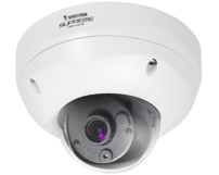 Vivotek FD8362 / FD8362E 2MP Remote Focus Vandal-proof WDR [E Model Extreme] Weatherproof Dome Network Camera