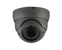 Dome AHD 1080p/960H IR IP66 Vandalproof Varifocal Camera 2.8-12mm AHV3121